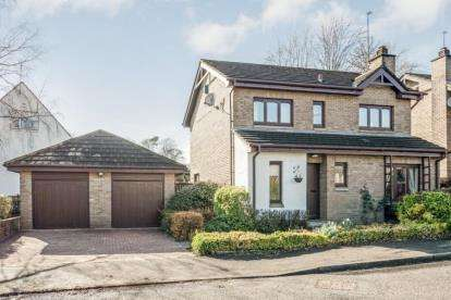 4 Bedrooms Detached House for sale in Balgonie Woods, Paisley