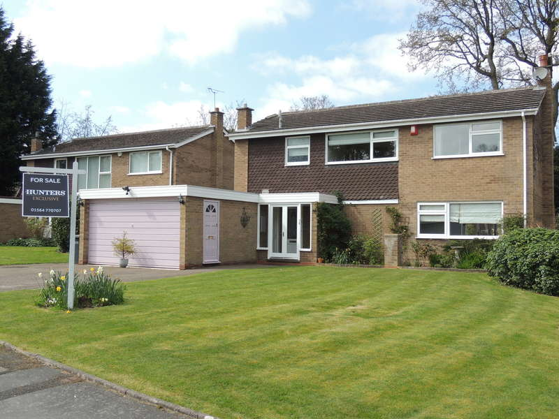 4 Bedrooms Detached House for sale in Barcheston Road, Knowle