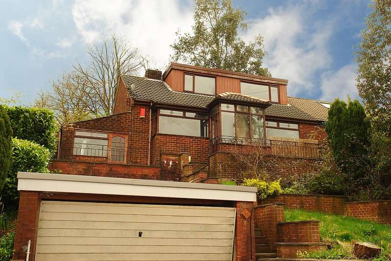 3 Bedrooms Semi Detached House for sale in New Royd Avenue, Lees, Oldham
