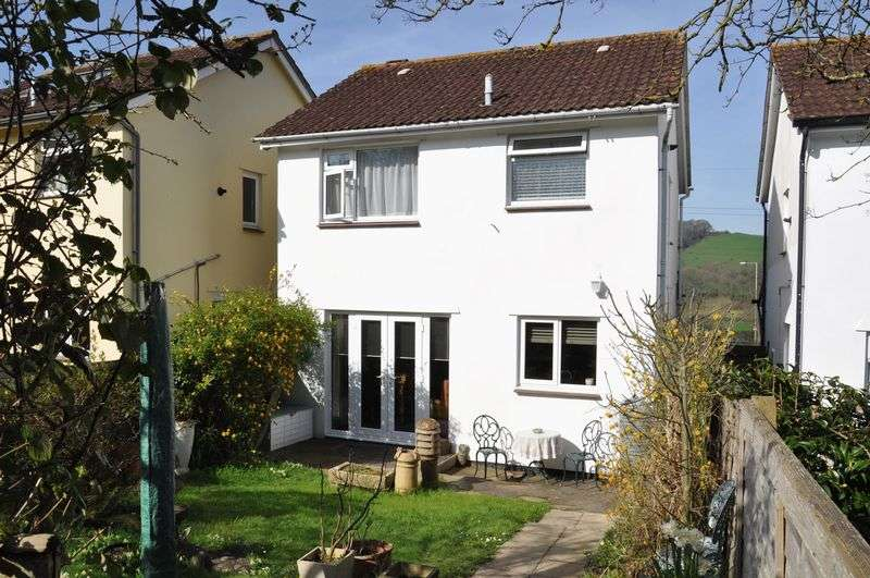 3 Bedrooms Detached House for sale in Wrefords Drive, Exeter