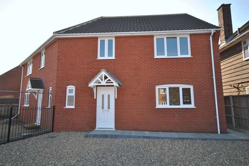 3 Bedrooms Semi Detached House for sale in Park Way, Norwich