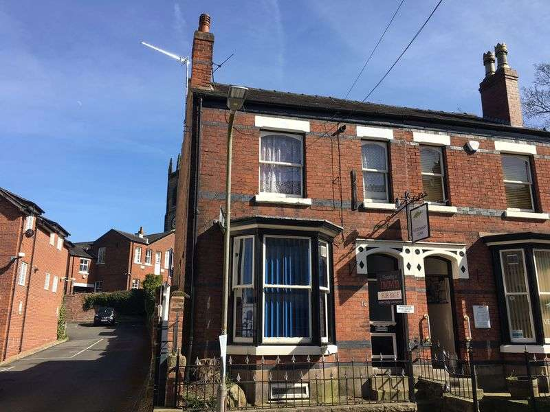 1 Bedroom Property for sale in Moody Street, Congleton