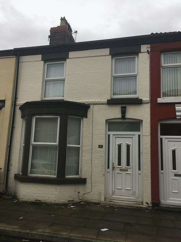 2 Bedrooms Terraced House for sale in Talton Road, Liverpool L15