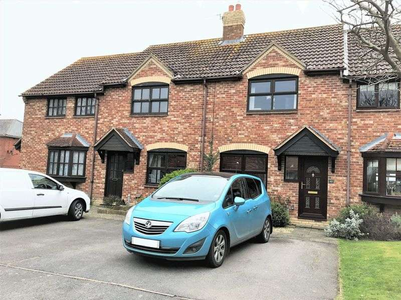 2 Bedrooms Terraced House for sale in Midwinter Avenue, Milton Heights