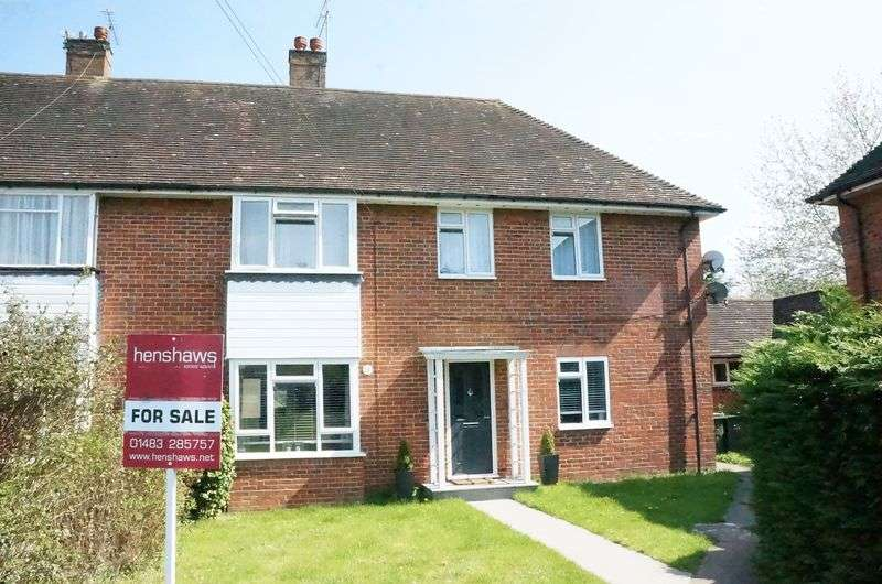 2 Bedrooms Flat for sale in West Horsley