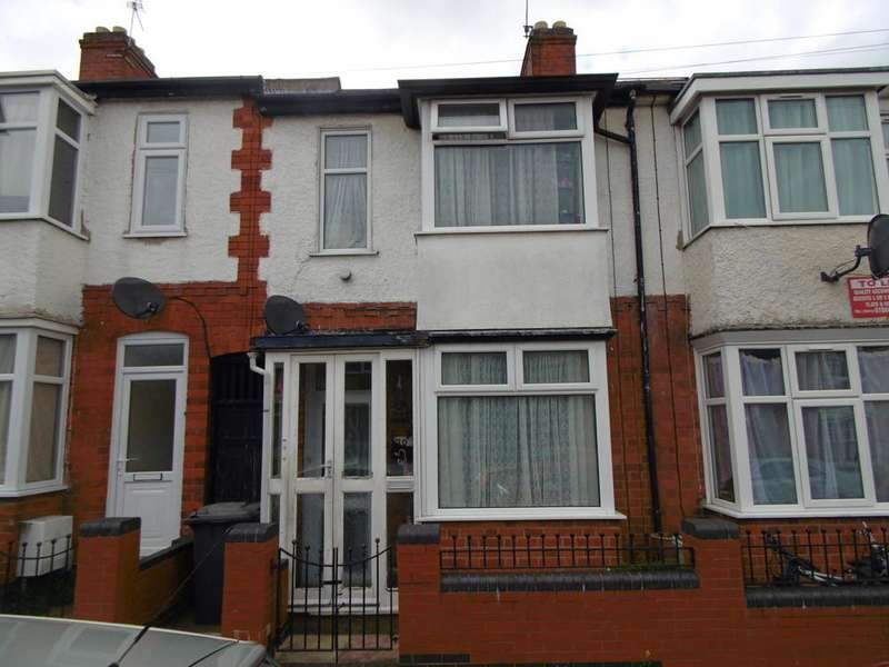 3 Bedrooms Town House for sale in Dore Road, Leicester, United Kingdom
