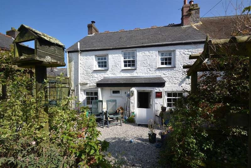 3 Bedrooms Cottage House for sale in Church Square, Constantine, Falmouth