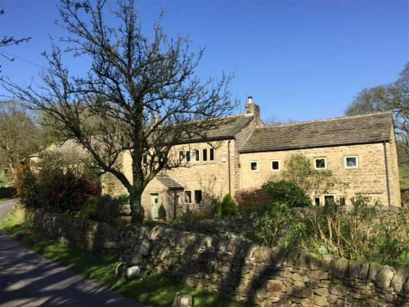 4 Bedrooms Farm House Character Property for sale in County Brook Lane, Foulridge, Lancashire