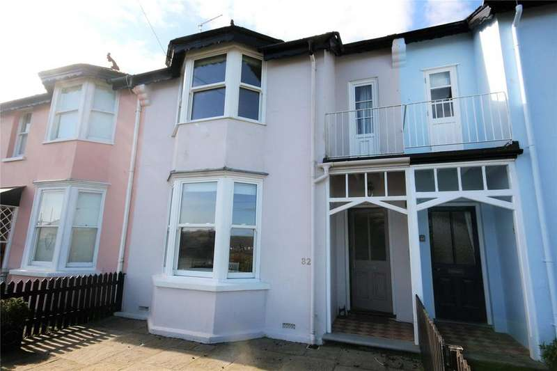 2 Bedrooms Terraced House for sale in Above Town, Dartmouth, TQ6