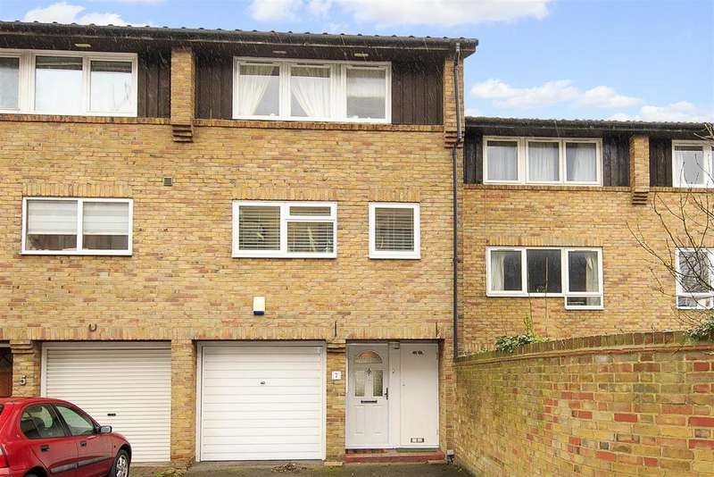 3 Bedrooms Terraced House for sale in Railway Approach, Twickenham