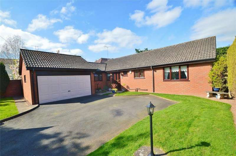 3 Bedrooms Detached Bungalow for sale in Fairfield Lane, Wolverley, Kidderminster, Worcestershire