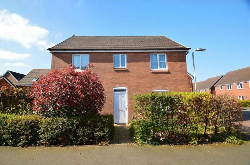 4 Bedrooms Detached House for sale in Cleobury Meadows, Cleobury Mortimer, Kidderminster, Shropshire