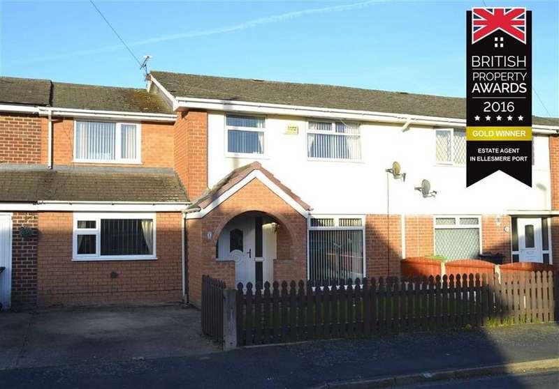 5 Bedrooms Semi Detached House for sale in Saltersgate, Great Sutton, Ellesmere Port