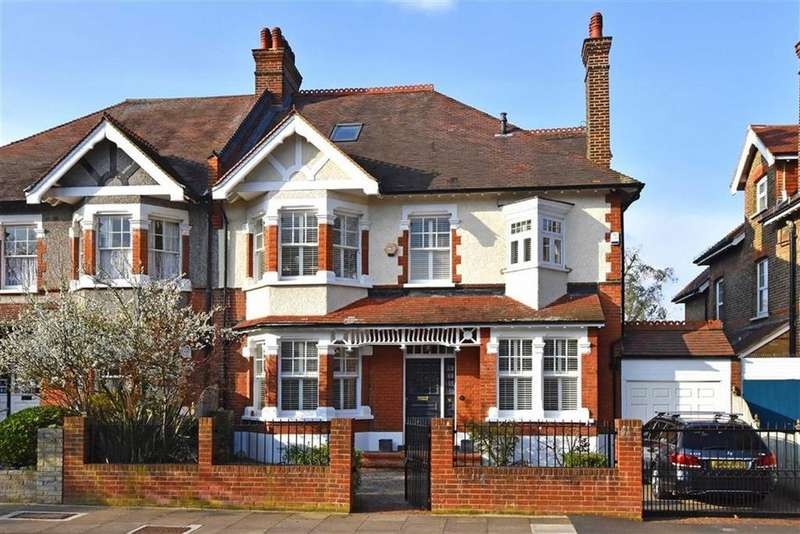 5 Bedrooms Semi Detached House for sale in Kings Avenue, Bromley, Kent