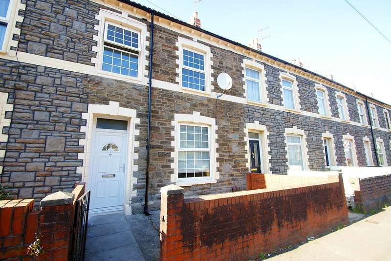 3 Bedrooms Terraced House for sale in Copper Street, Cardiff