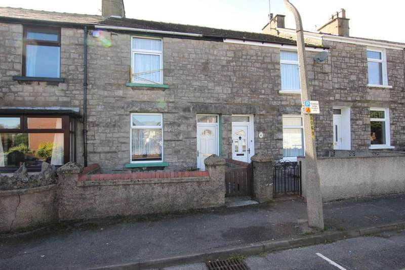 2 Bedrooms Terraced House for sale in 45 Victoria Street, Dalton-In-Furness