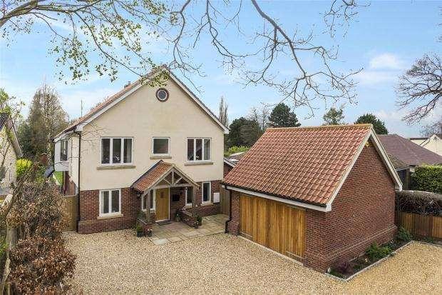 5 Bedrooms Detached House for sale in Cambridge Road, Abington, Cambridgeshire