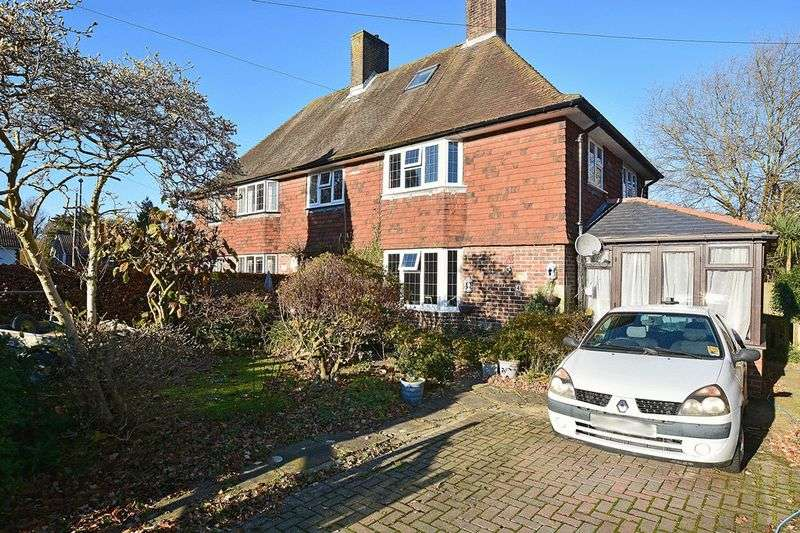 3 Bedrooms Semi Detached House for sale in Newlands Road, SOUTHGATE, Crawley