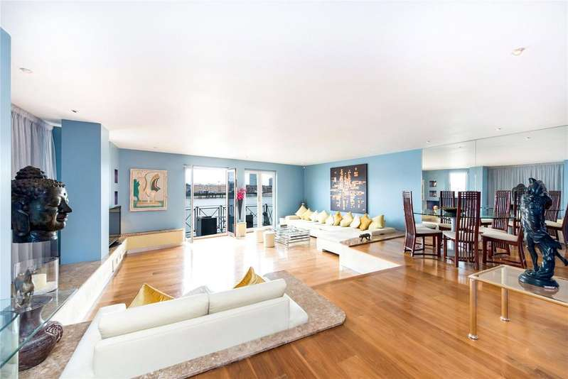 2 Bedrooms Apartment Flat for sale in Pelican Wharf, 58 Wapping Wall, London, E1W