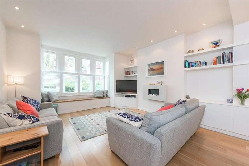 3 Bedrooms Flat for sale in Blenheim Gardens, London, NW2