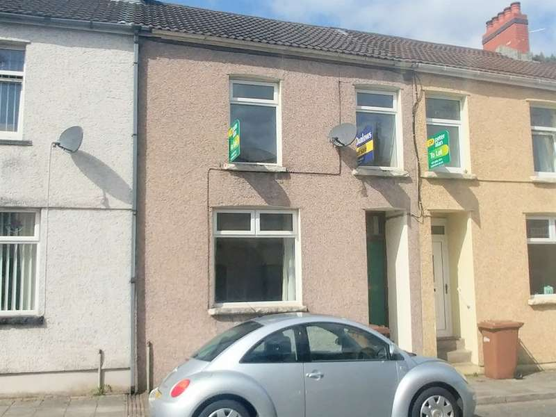 3 Bedrooms Terraced House for sale in Thomas Street, Llanbradach, Caerphilly