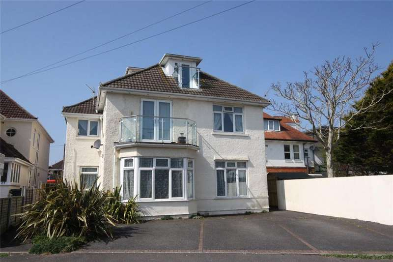 1 Bedroom Flat for sale in Stourcliffe Avenue, Bournemouth, Dorset, BH6