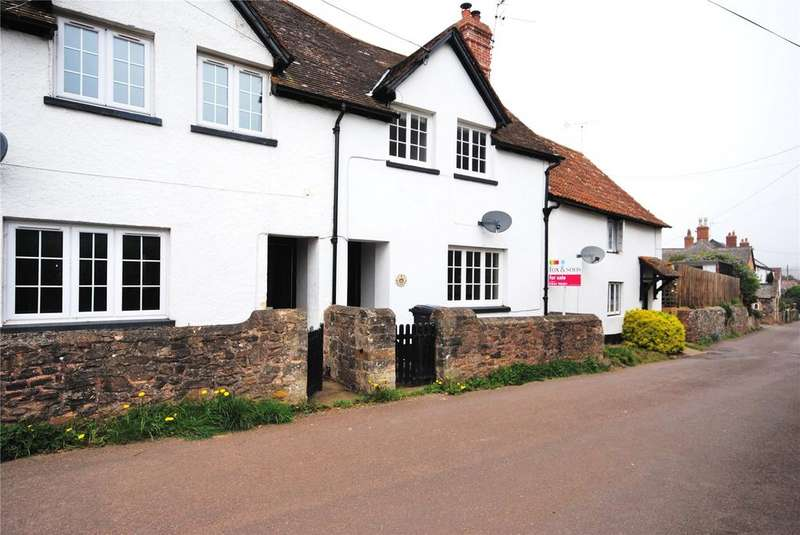 3 Bedrooms House for sale in Elm Cottage, High Street, Carhampton, Minehead, TA24