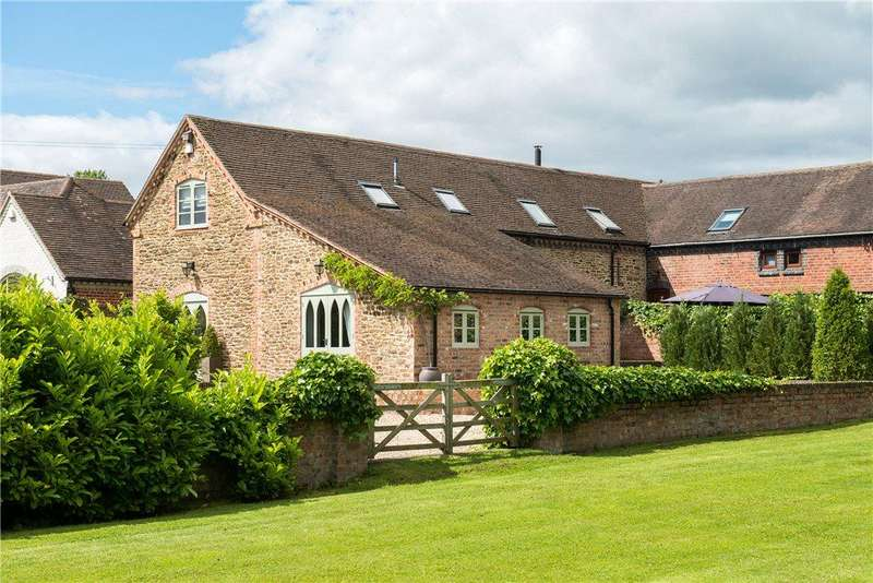 3 Bedrooms Barn Conversion Character Property for sale in Grove Farm, Drymill Lane, Bewdley, DY12