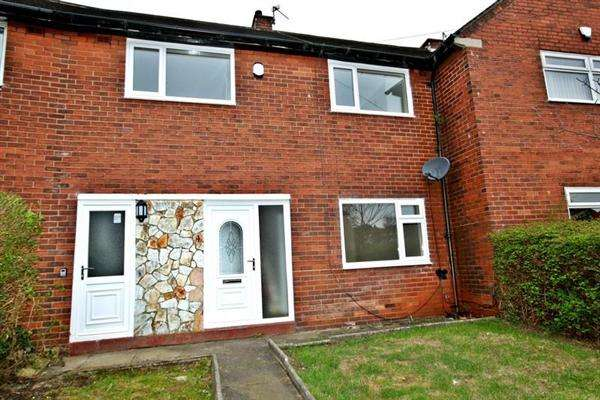 2 Bedrooms Town House for sale in Venwood Rd, Prestwich