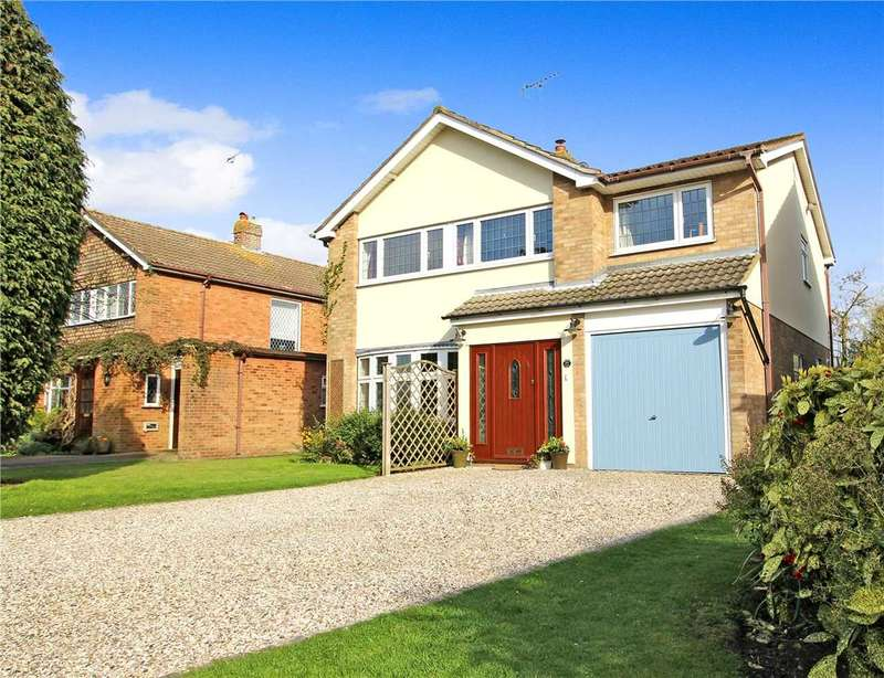 5 Bedrooms Detached House for sale in Orchard Piece, Blackmore, Ingatestone