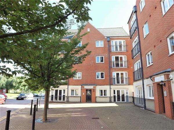 2 Bedrooms Apartment Flat for sale in Harrowby Street, Cardiff