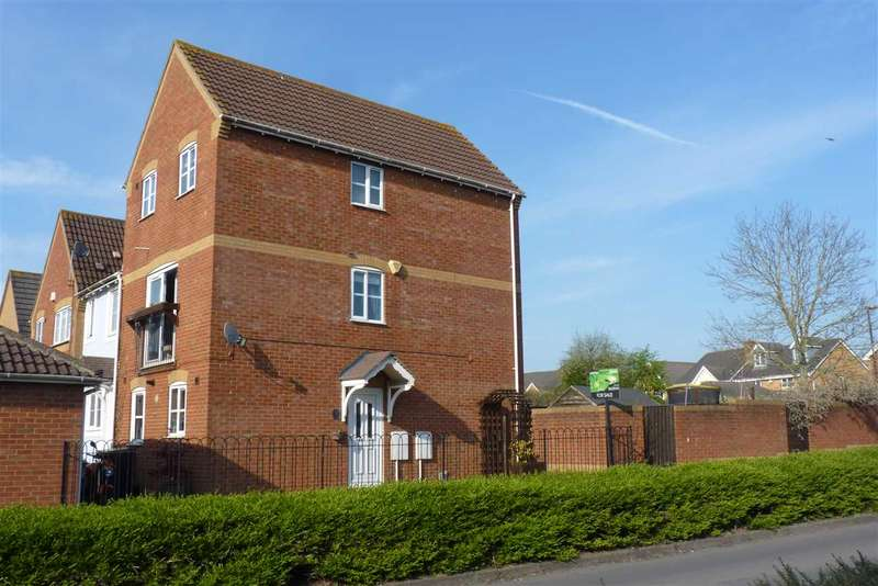 3 Bedrooms House for sale in Lewis Close, Abbey Meads, Swindon