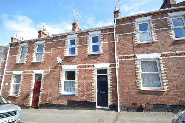 2 Bedrooms Terraced House for sale in May Street, Mount Pleasant, Exeter, Devon