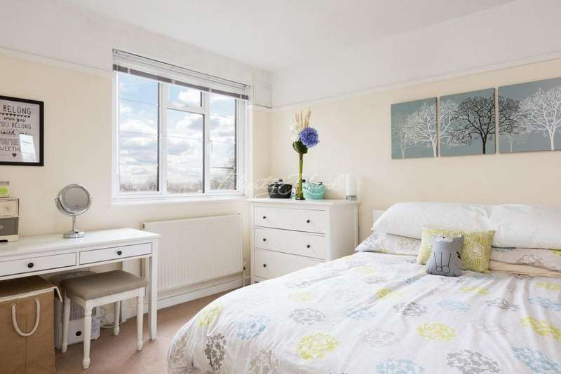 2 Bedrooms Flat for sale in Dartmouth Court, Dartmouth Grove, SE10