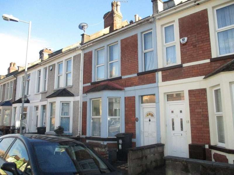 3 Bedrooms Terraced House for rent in Windmill Hill, Dunford Road, BS3 4PN