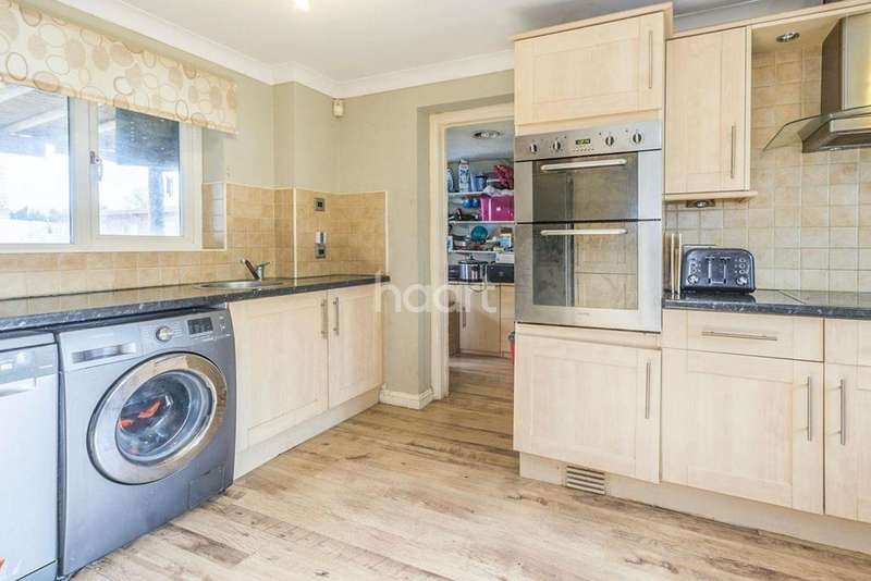4 Bedrooms Detached House for sale in Welwyn Garden City