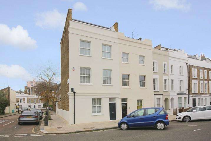 4 Bedrooms End Of Terrace House for sale in Grafton Terrace, NW5
