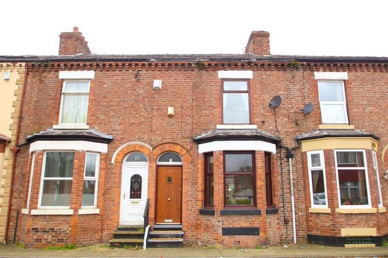 2 Bedrooms Terraced House for sale in George Street, Urmston, Manchester, M41
