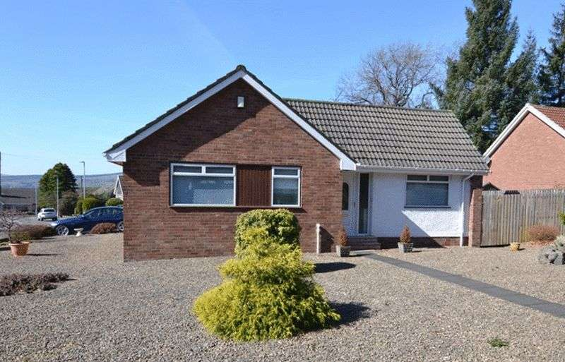 2 Bedrooms Detached Bungalow for sale in Roebank Road, Beith