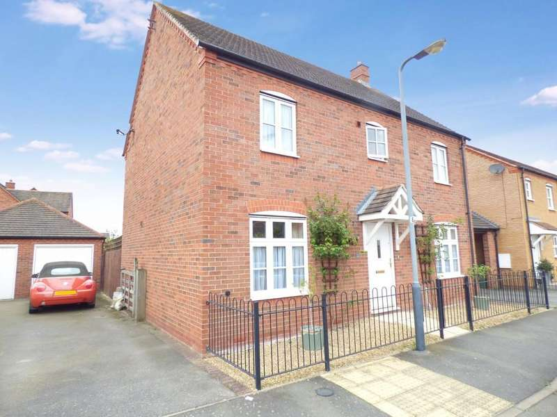 4 Bedrooms Detached House for sale in Poland Avenue, Lower Quinton