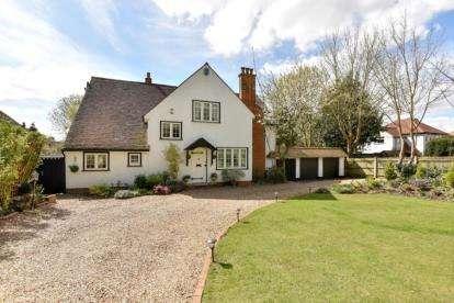 4 Bedrooms Detached House for sale in Goddington Lane, Orpington