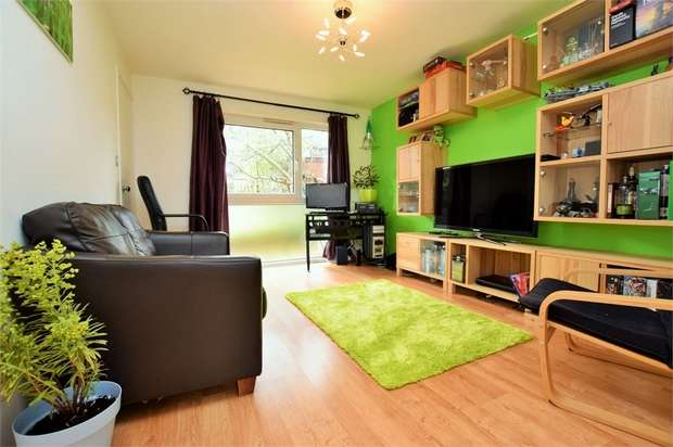 2 Bedrooms Terraced House for sale in Booth Meadow Court, NORTHAMPTON