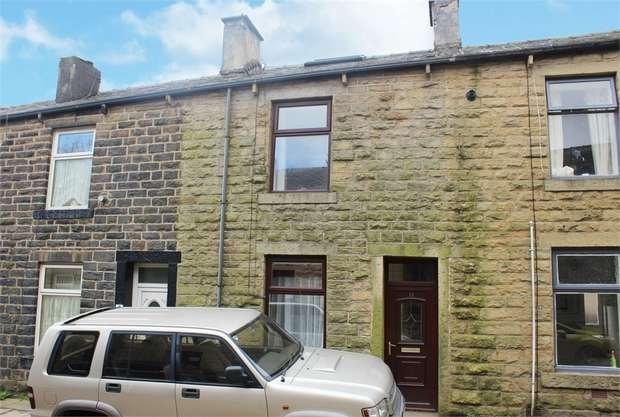 2 Bedrooms Terraced House for sale in Riley Street, Bacup, Lancashire