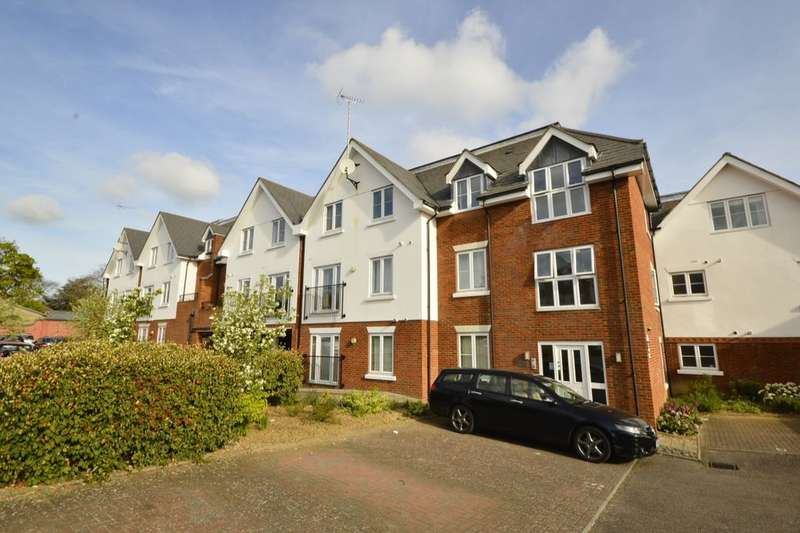 2 Bedrooms Flat for sale in California Close, Sutton, SM2