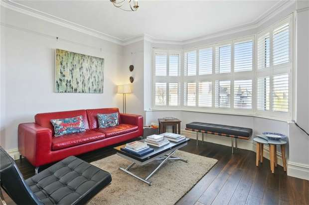 2 Bedrooms Flat for sale in Twyford Avenue, Acton