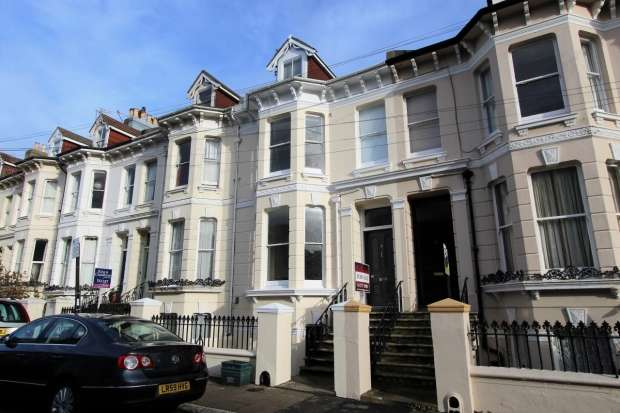 5 Bedrooms Apartment Flat for sale in Stanford Road Brighton