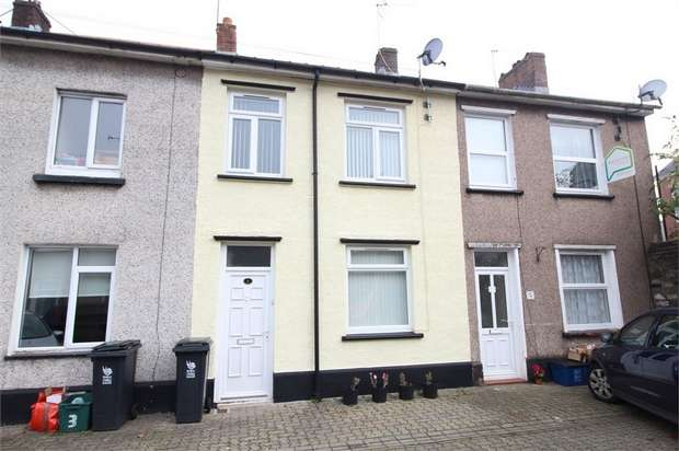 3 Bedrooms Terraced House for sale in Gloster Street, Newport