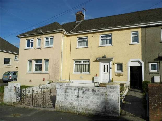 3 Bedrooms Terraced House for sale in Crescent Road, Sarn, Bridgend, Mid Glamorgan
