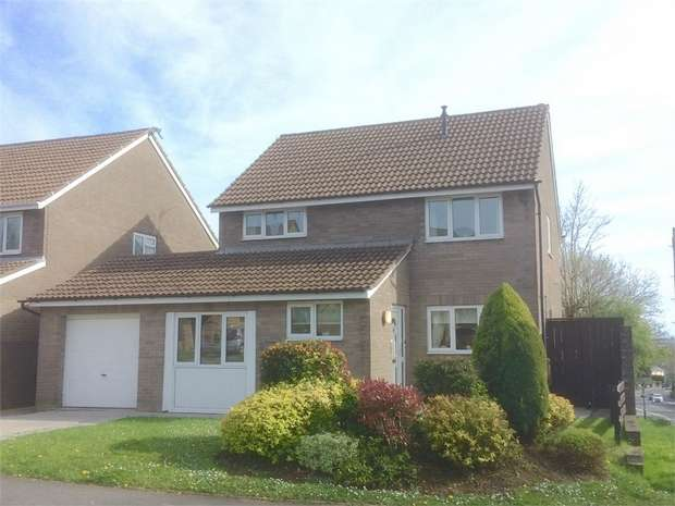 4 Bedrooms Detached House for sale in Heol Castell Coety, Litchard, Bridgend, Mid Glamorgan