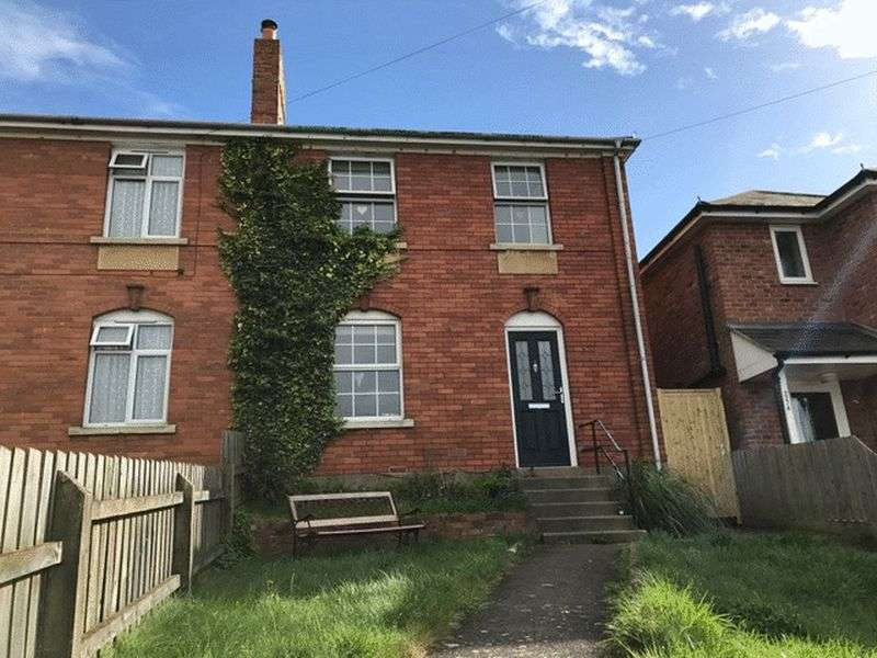 2 Bedrooms Terraced House for sale in Chickerell Road, Weymouth